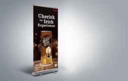 almond-branding-best-packaging-design-agency-mumbai-amul-irish-drink-POSM-standee-design