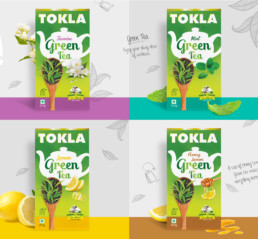 almond-branding-top-global-design-agency-mumbai-nepal-Tokla-Green-tea-packaging-design-flavours
