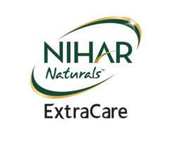 almond-branding-top-packaging-design-agency-mumbai-Marico-Nihar-Naturals-Extra-Care-Hair-Oil-Logo