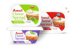 almond-branding-top-branding-agency-india-best-packaging-design-agency-mumbai-amul-cheese-spread-packaging-design-flavour-variant