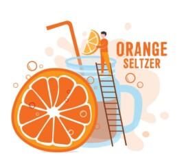 almond-branding-top-branding-agency-india-best-packaging-design-agency-mumbai-Amul-TRU-Seltzer-orange