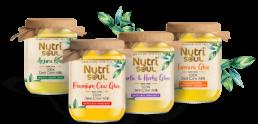 almond-branding-top-branding-agency-india-best-packaging-design-agency-mumbai-organic-premium-health-food-packaging-nutrisoul-organic-ghee-pack-design-range